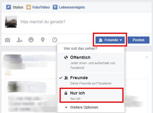 Facebook seite hintergrund andern